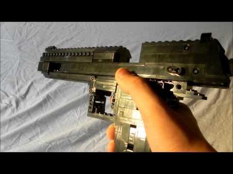 Lego Glock 17 Instructions