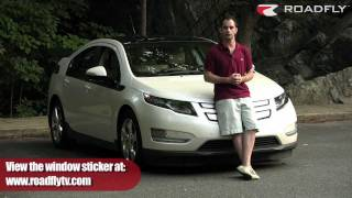 RoadflyTV - 2011 Chevrolet Volt Test Drive & Review