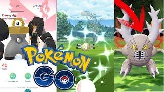 MEGA Evolución, Melmetal, Piedra Sinnoh y mas Pokemon Go