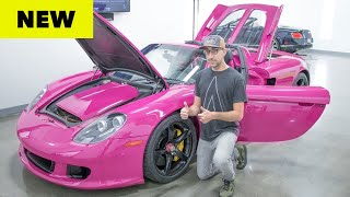 Here's A Tour Of SALOMONDRIN'S Carrera GT $699,900 of CRAZY and I FOUND It