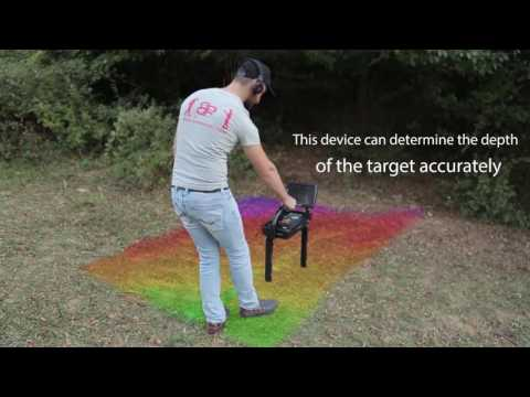 Royal Analyzer 3D Ground Scanner