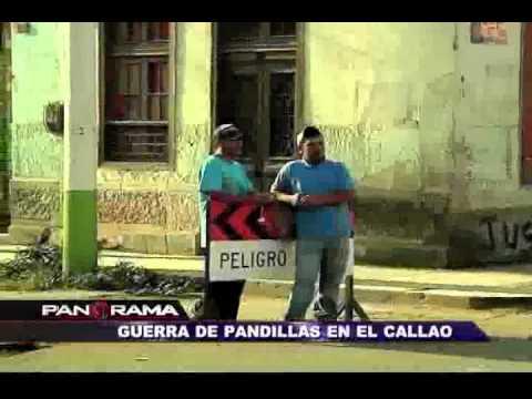 Guerra de pandillas en el Callao: sangriento duelo de las mafias de construcción