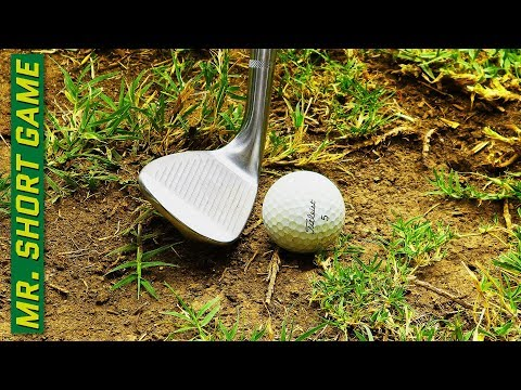 How To Chip From a Bad Lie!