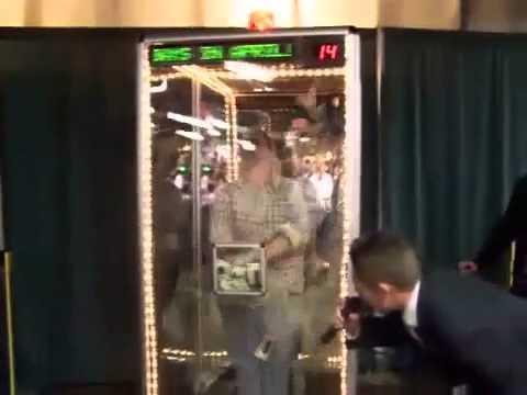Cash Grab Money Machine Rental - Dallas, TX