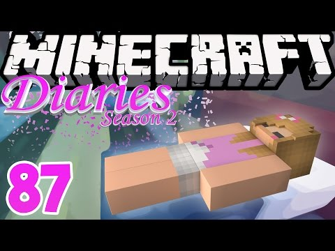 The Smile of Alexis | Minecraft Diaries [S1: Ep.87 Roleplay Survival Adventure!]