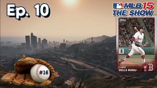 MLB 15 The Show (PS4) Road To The Show SP Ep. 10 | Maximizing Potential