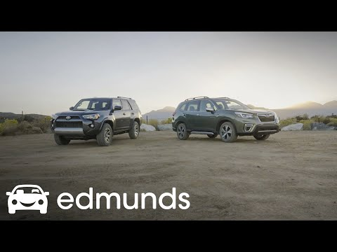 2019-subaru-forester-vs.-2019-toyota-4runner-trd-off-road:-which-is-best-on-and-off-the-road?