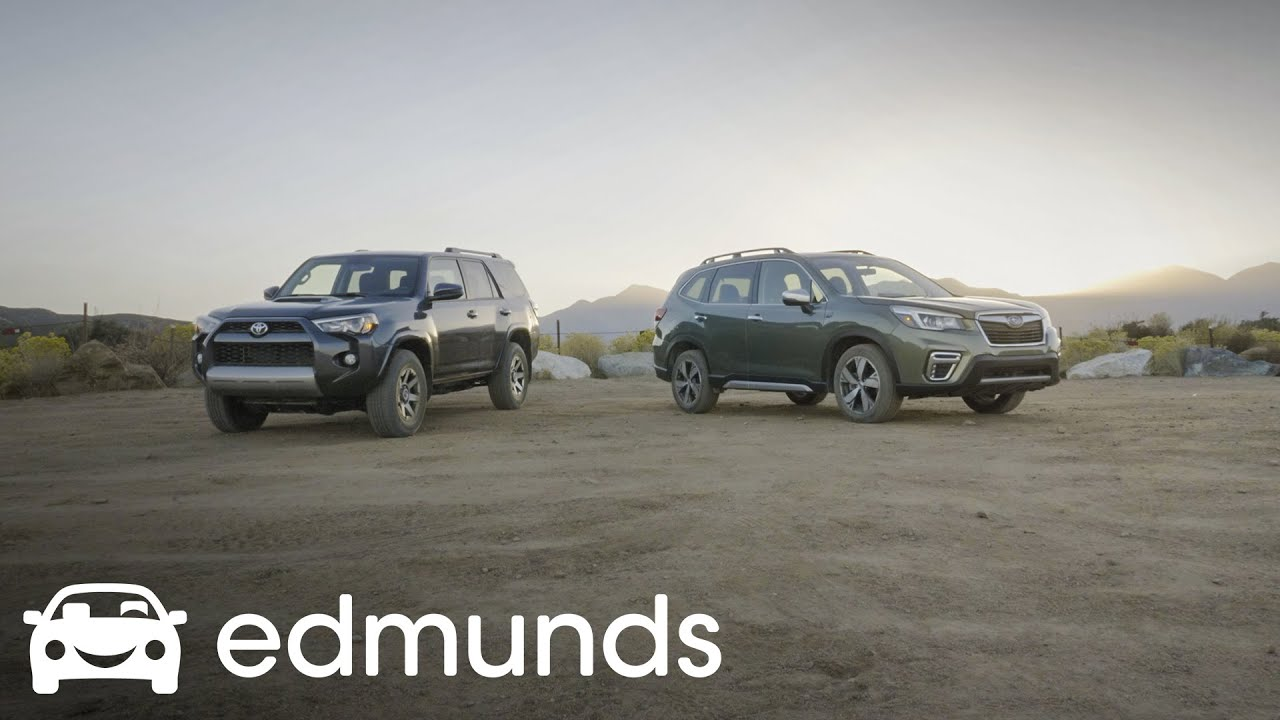 2019 Toyota 4Runner Prices, Reviews, and Pictures | Edmunds