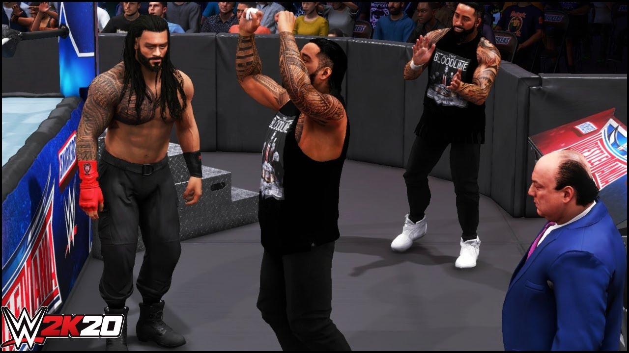 Download WWE 2K20 'Crown Jewel WINNERS' Gameplay   WWE 2K20 PS5   