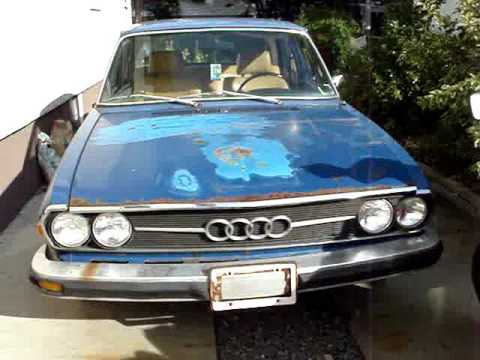 Audi LS Classic Audi YouTube - Audi 100 ls for sale