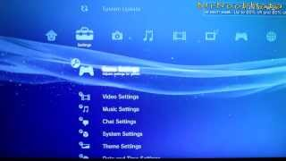 How to Connect Your PS3 to the Internet via Ethernet (Wired Connection)