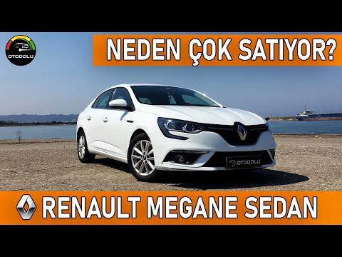 Renault Megane Sedan | Donanımlar Yeterli Mi ? | Test Sürüşü | OTODOLU