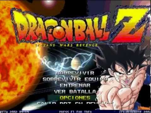 descargar mugen dragon ball saiyan wars 2013
