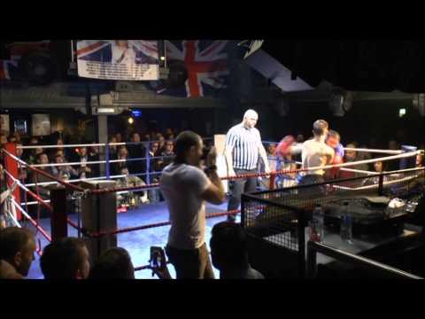 Chris Tridgell Wyatt (Lions) Vs Alex Morris (Kaobon London)
