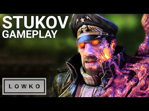 StarCraft 2 Co-op: Stukov Gameplay! (Alexei Stukov Commander)