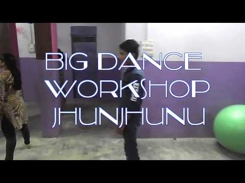 Lahore VS Daru Badnaam Dance Steps  Easy Bollywood Hip Hop  Big Dance Workshop Jhunjhunu