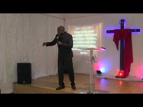 "Action Chapel Sweden   ""He Will Do It Again""  Apostle Cobi Washington"