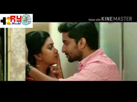Nani Keerthi reddy best cute love kissing...