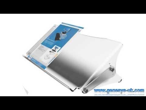 Dataflex 49.401 HA 401 ErgoDoc Document Copy Holder (Matt Finish)