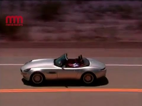 BMW Z8 Roadster Review (2001)