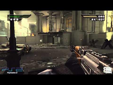 Black PS2 Walkthrough