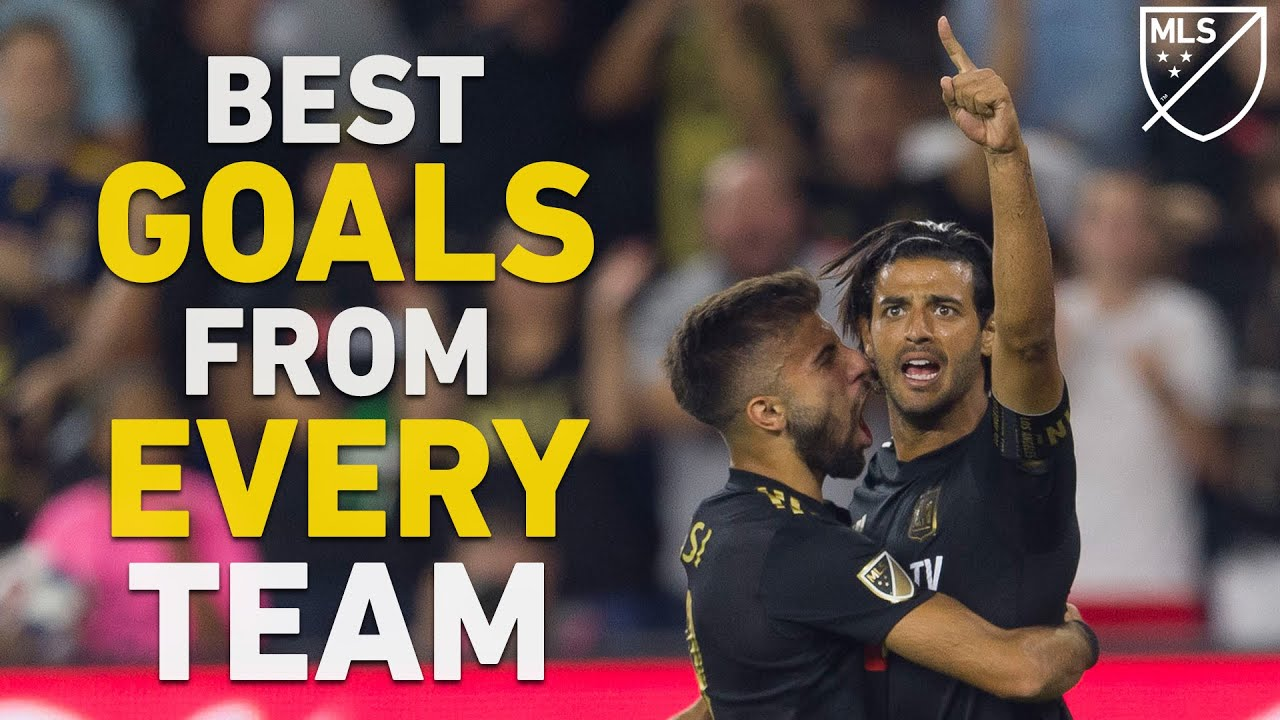 Insane Goals From Every MLS Team