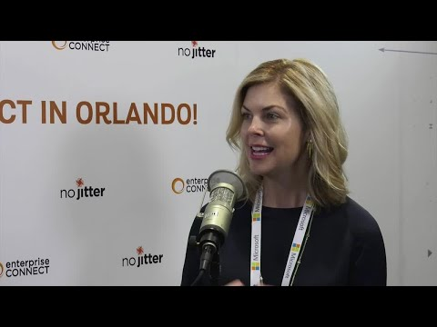 Enterprise Connect 2018 Sponsor Interview: Lori Wright, Microsoft