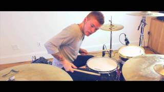 Pink - Raise Your Glass (Dylan Taylor - Drum Cover)