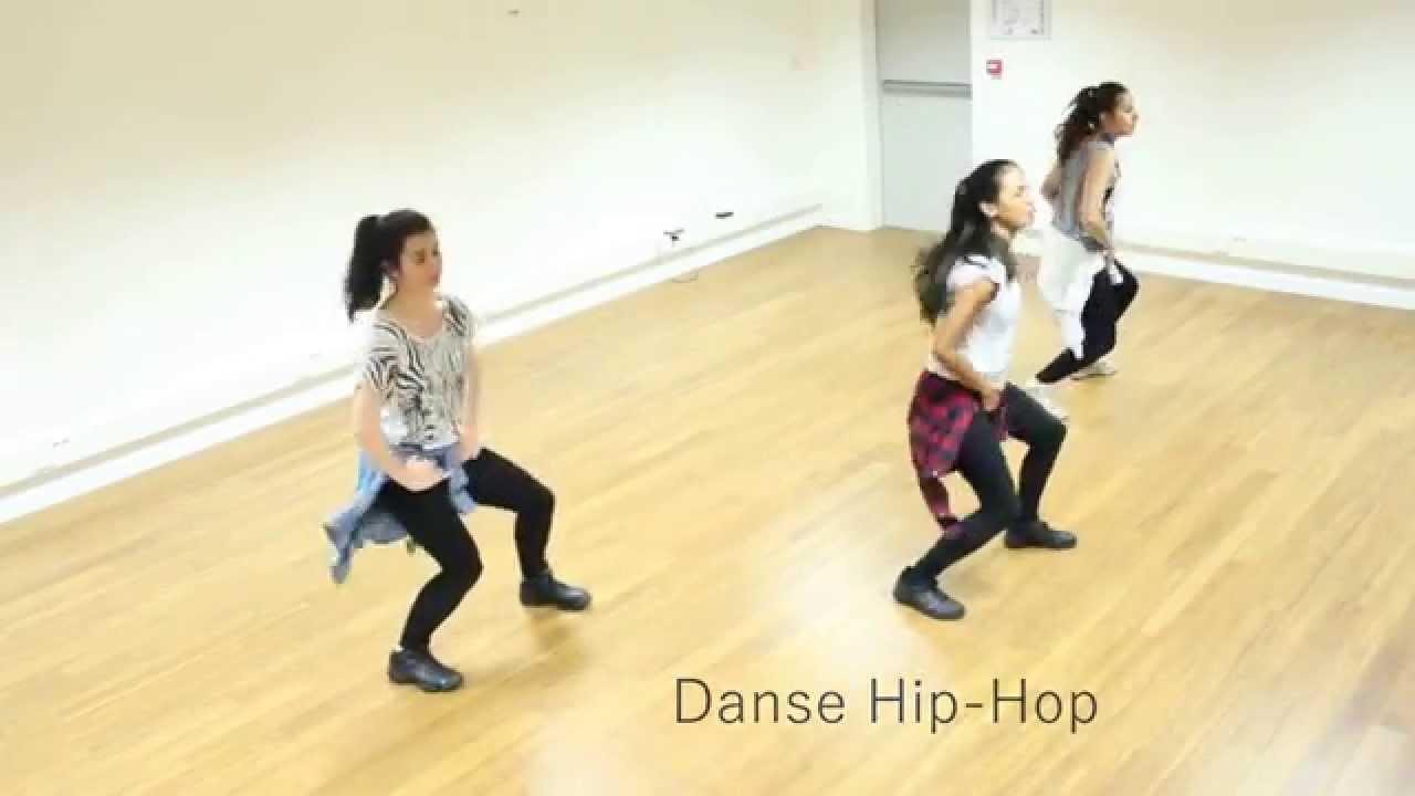stage de danse hip hop new style moderne orientale association nassama