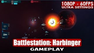 Battlevoid: Harbinger gameplay PC HD [1080p/60fps]
