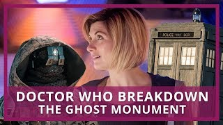 Doctor Who Review | The Ghost Monument Recap