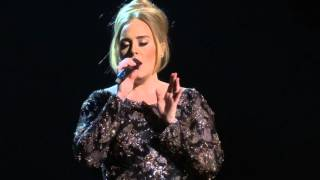 Adele 11-17-15 Radio City Music Hall New York City