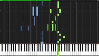 See You Again - Furious 7 [Piano Tutorial] (Synthesia)