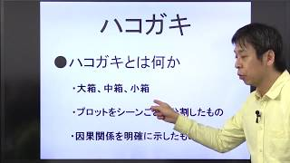 【Sample】ノベル【基礎2】 /ゲームシナリオライター 橘圭