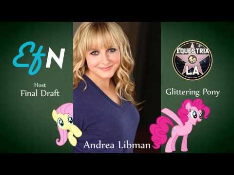 EQLA Interview - Andrea Libman