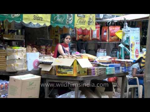 Shopping at Patel Nagar in Delhi