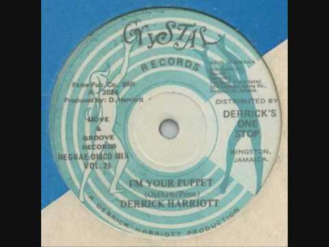 Derrick Harriott - I'm Your Puppet