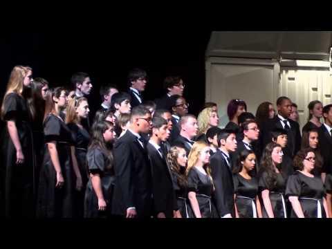 Freedom High School Orlando Florida Combined Chorus MPA
