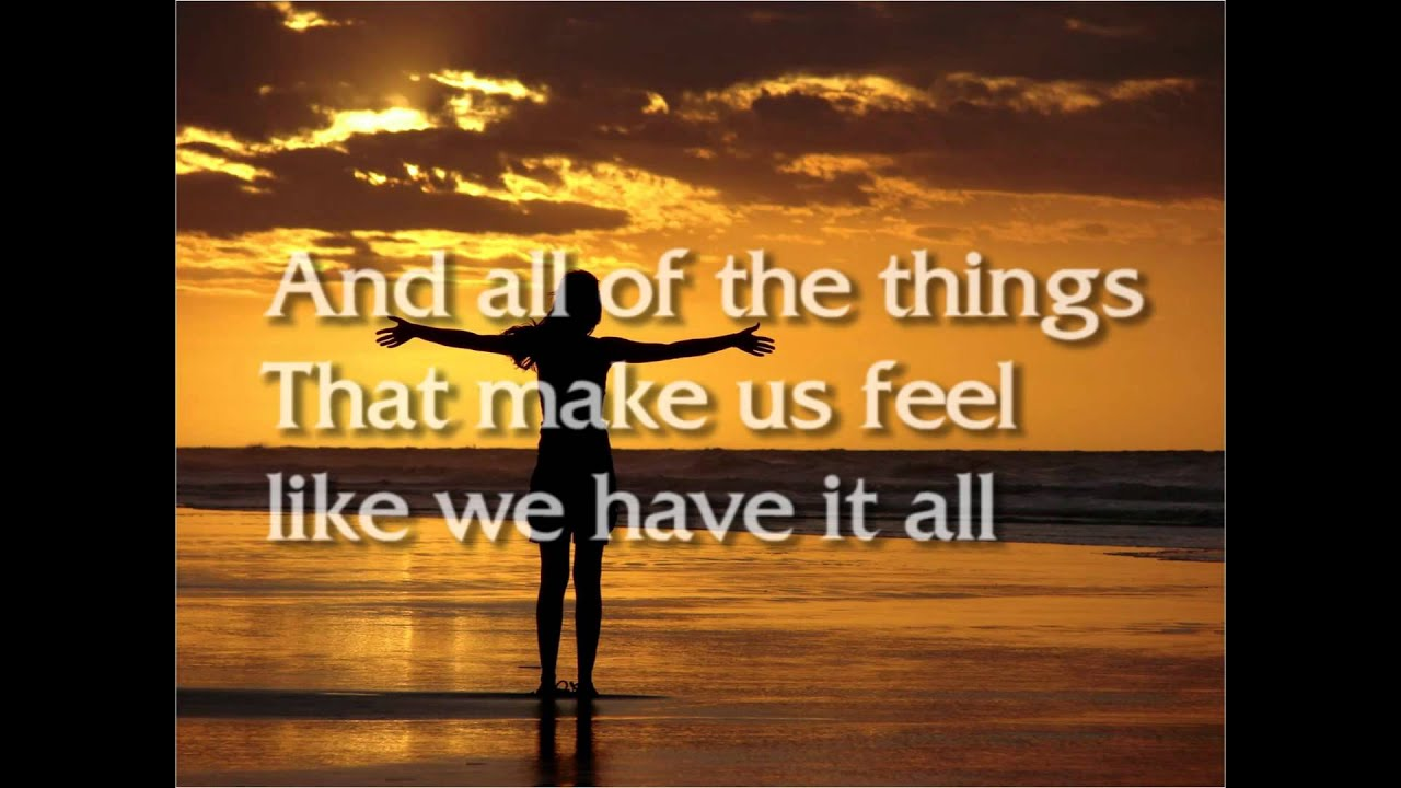 The Afters- Life is Beautiful Lyrics 1080p HD - YouTube