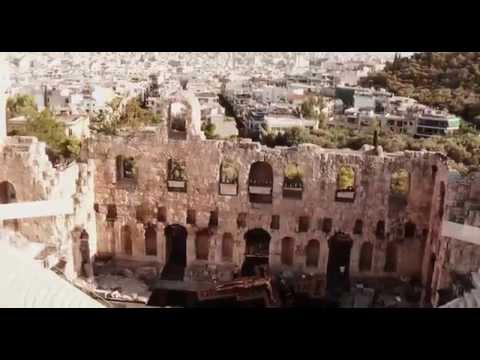 ГРЕЦИЯ: Прогулка по Акрополю в Афинах... Греция (Acropolis of Athens)