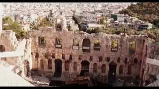 ГРЕЦИЯ: Прогулка по Акрополю в Афинах... Греция (Acropolis of Athens)(Ответы на вопросы http://anzortv.com/forum Смотрите всё путешествие на моем блоге http://anzor.tv/ Мои видео путешествия по..., 2012-09-29T21:34:42.000Z)