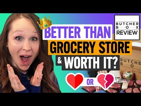 🥩 ButcherBox Review 2020: Unboxing & Meats (Taste Test) - Видео онлайн