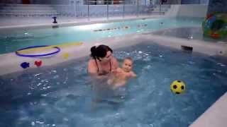 Динамическая гимнастика в воде