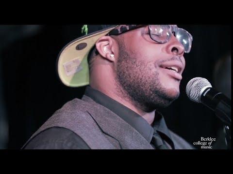 "Jscott Martin Ft. The Glove, ""God Will Make It Work"" - live at Berklee"