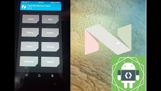 How to install android 7  Any Device  N =Nougat  CM14 Zuk Z1  Download link  Without PC -ANDROID 0.0