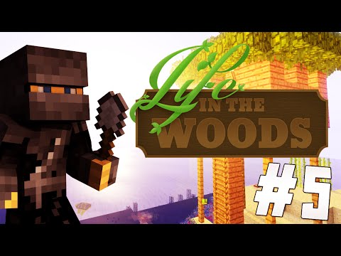 Minecraft AfterDark SMP | Life in the Woods Modpack | EP5 | FACECAM!