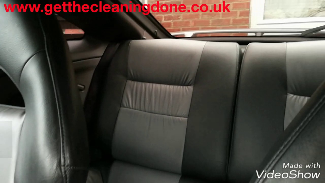 Car air conditioner cleaning with ozone