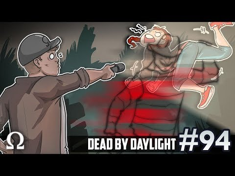 SHE'S STUCK IN FREDDY'S NIGHTMARE! | DBD #94 Survive With Friends Ft. Satt, Momo, Poni