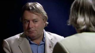 Christopher Hitchens and Stephen Fry on The Ten Commandments