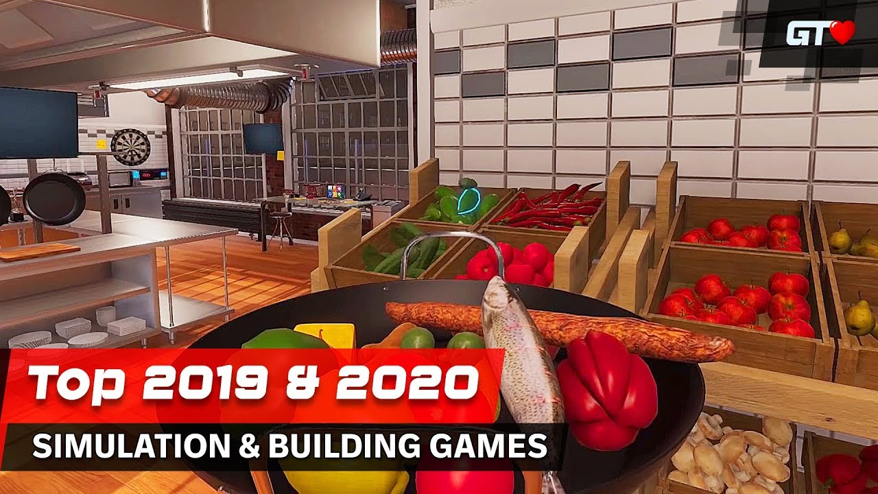 Best Simulation Games 2020 TOP 10 BEST NEW SIMULATION & CITY BUILDING UPCOMING PC GAMES 2019